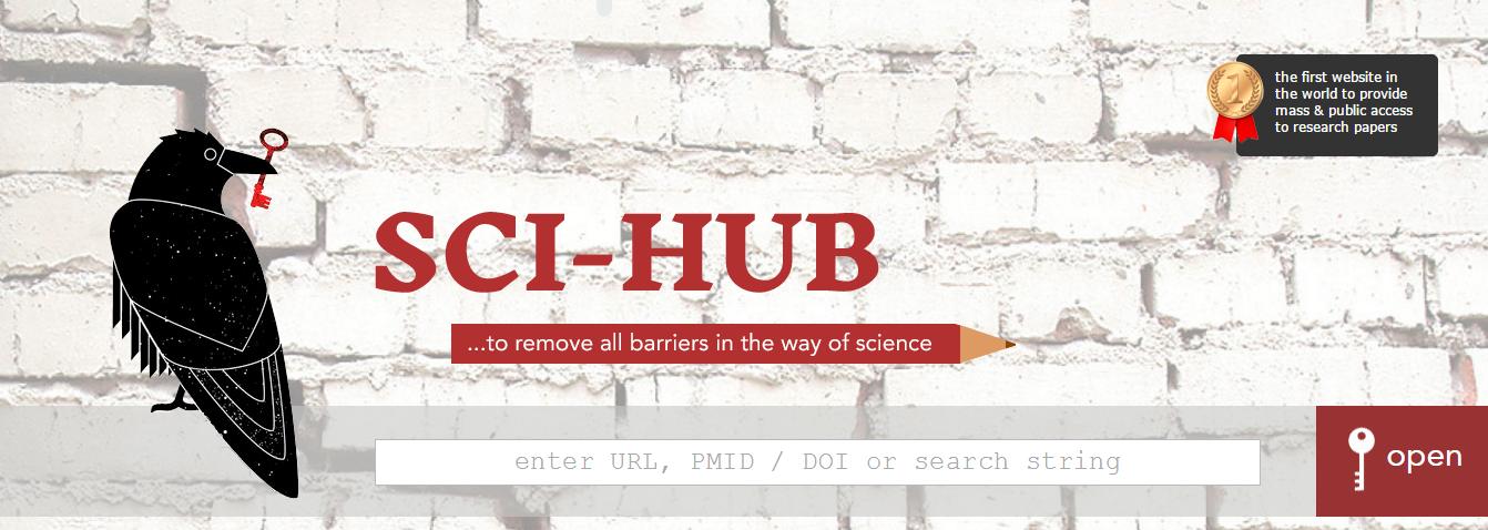 Sci-Hub, acesso à informação e uma revolução na ciência