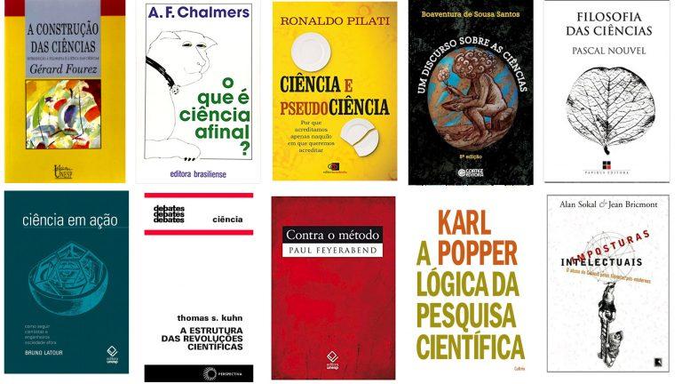 Livros para você se aprofundar na cultura científica