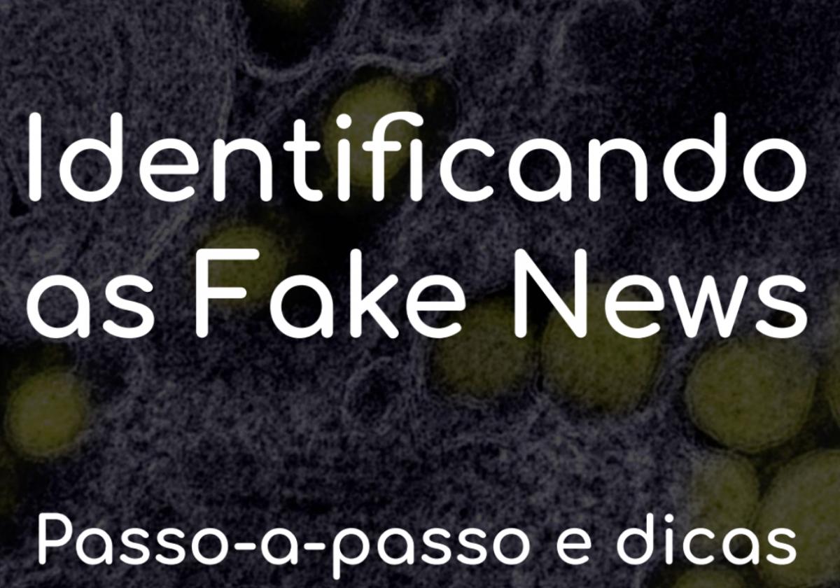 Divulgação científica contra as notícias falsas sobre o coronavírus